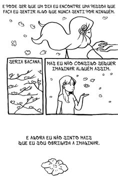 Arromantico Assexual descobrimento p.20 Ilustrações de Kotaline Jones