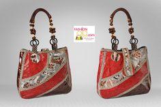 Unique & exclusive OLG Hand crafted handbag. Contact me
