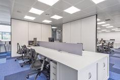 Oficinas Merz - Ivory
