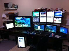 Monitor Play