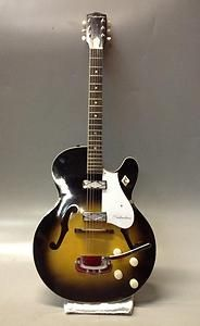 SILVERTONE GUITAR EARLY 60S 2 PICKUPS