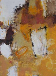 Abstrakte Kunst und abstrakte Malerei - Iris Rickart | Abstrakte Kunst Iris Rickart Abstract Landscape, Abstract Art, Abstract Paintings, Iris, Collages, Contemporary Decor, Oeuvre D'art, Les Oeuvres, Art Pieces