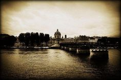 Pont des Arts with my love