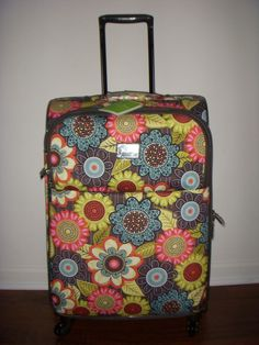 ace001913441 Vera Bradley FLOWER SHOWER Travel 27