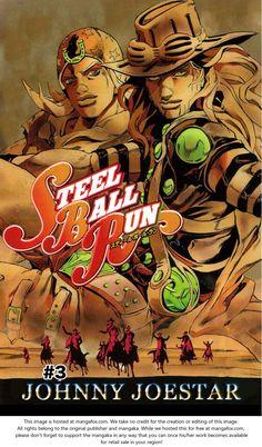 Steel Ball Run 3: Johnny Joestar (Official Color Scans) at MangaFox.me