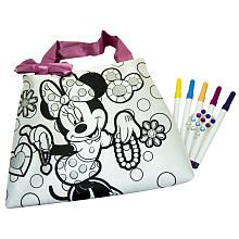 Minnie Mouse Color N Style Large Purse