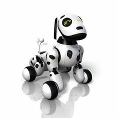 Zoomer Interactive Puppy - When all else fails, get a puppy. Or, in this case, the Zoomer Interactive Puppy. This robotic pet dog might just be what your child needs in lieu of a real one, and it may even be a better choice! Toys For Tots, Toys For Girls, Kids Toys, Toys Uk, Cool Tech Gifts, Getting A Puppy, Tech Toys, Electronic Toys, Toys