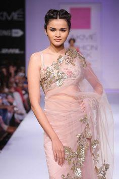 Designer Saree Blouse Images