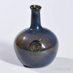 Blown Sealed Bottle