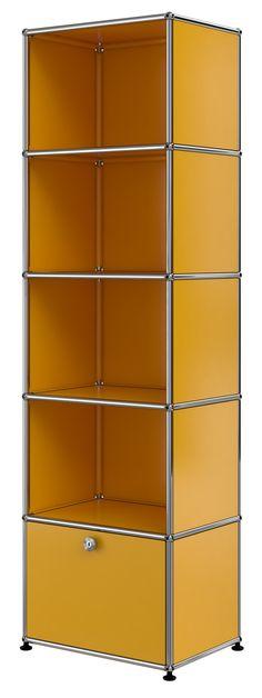 USM HALLER LIVING ROOM STORAGE Chiffonnier composable by USM Modular Furniture…