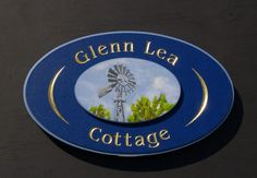 Glenn Lea Property Sign | Danthonia Designs
