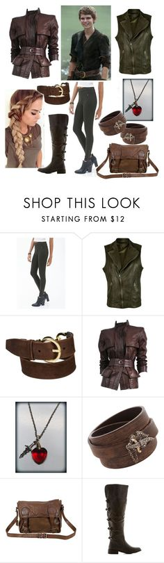 """""""Peter Pan - Once Upon a Time Inspired Outfit"""" by arrowhuntress ❤ liked on Polyvore featuring Forever 21, VIPARO, Salvatore Ferragamo, Tom Ford, Sevan Biçakçi, women's clothing, women's fashion, women, female and woman"""