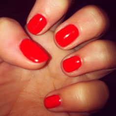 Cranberry red #Gellux overlay