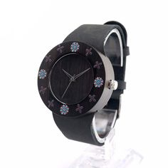 New Hottest Selling Fashion Women Leather Band Analog Quartz Movement Wristwatch Clock #200717 To Have Both The Quality Of Tenacity And Hardness Watches
