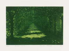 Norman Stevens 'Covered Walk', 1974
