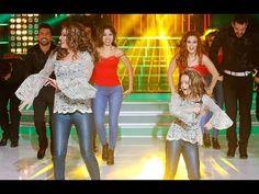 Nayra y Anna Simon cantan Sarandonga de Lolita Flores en Tu cara me suena Mini - YouTube