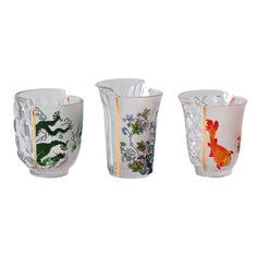 Seletti Hybrid Aglaura Set 3 Glazen