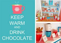 Image result for hot cocoa stir sticks instructions printable