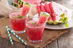 Anti-Aging Watermelon Ginger Detox Drink All Detox Ginger Detox, Ginger Drink, Ginger Juice, Benefits Of Eating Watermelon, Body Detox Drinks, Smothie, Pickle Vodka, Creamed Asparagus, Bebidas Detox