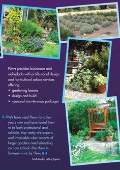 kerb appeal front gardens   #plewsgd