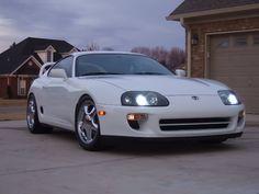 1998 toyota supra 2jz twin turbo