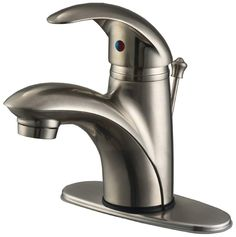Kitchen:Ultra Faucets UF34123 Brushed Nickel Lever Handle Bathroom Sink Modern Kitchen Faucets Brushed Nickel Ultra Modern Kitchen Faucet De...