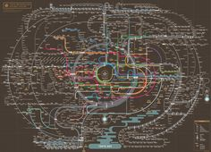 Tokyo - Fantastical, practical, beautiful designs from the frontier of subway maps.