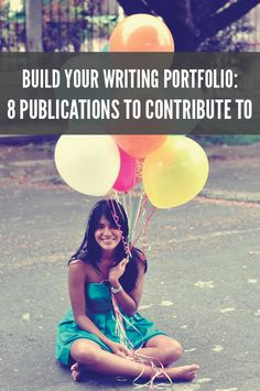 Build Your Writing Portfolio: http://bit.ly/Ic8Dw2