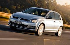Teste: Volkswagen Golf 1.6 Comfortline manual