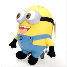 Baby relax sleep Lavender Body Warmer Stuffed Toy Despicable Me 2 Minion Dave #Fantasy