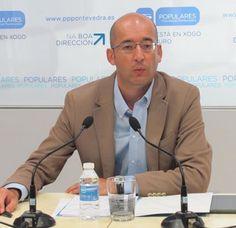 """CORES DE CAMBADOS: """"OS ENCHUFES"""" DA DEPUTACIÓN DE PONTEVEDRA"""