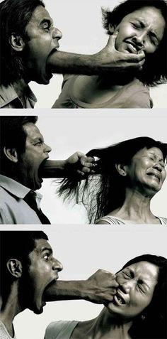 No todo el abuso es físico. El abuso verbal puede ser el más devastador.