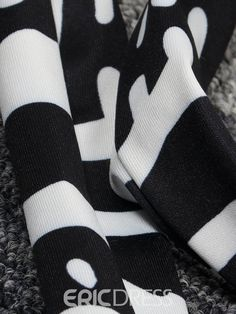 15e5087a11b1 Ericdress Lace-Up Color Block Zebra Sleeveless Wide Leg Jumpsuit