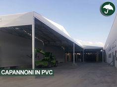 Nuovi #capannoni in #pvc per Ondapack Sud realizzati da #Civert srl