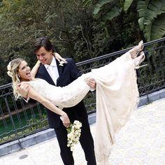 Helena Bordon se casa em São Paulo - Vogue | Noivas