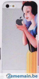 Coque pour IPhone 5-5S disney Blanche Neige neuve - A vendre