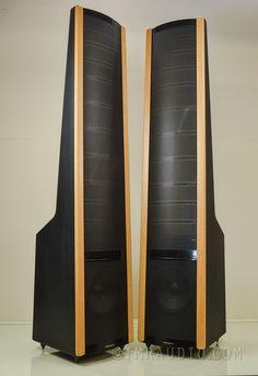 Martin Logan SL3 Electrostatic Speakers; One Owner Pristine ...