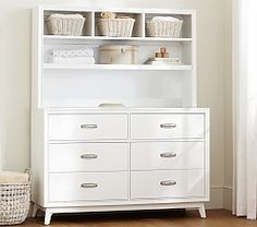 Baby Furniture - Changing Tables | Pottery Barn Kids