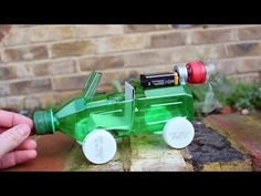 Build an Impressive Little Air-Powered Toy Car | Make: