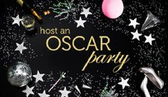 Guest Blogger: Morgan's Tips on Hosting an #OscarParty - I have intentions of throwing a great Oscar party one year, not ready for that kind of planning and expense this year, but hopefully before the Oscars turn 100 :)  For now, I prefer the relaxed fun of throwing a virtual online social media party - Morgan Gray on the other hand, prefers to share Oscar night with people in the flesh. She loves throwing parties and has some great tips for entertaining your guests...