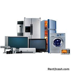 Home appliances are the very important to perform daily task of your home. Renting them for few months is much better option then buying it by spending huge amount on it. Rent2cash could help you in getting one easily on rent.