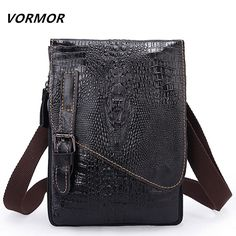 =>>CheapVORMOR Fashion 100% Genuine Leather Men's Shoulder Bags Alligator Pattern Men Clutch Purse Vintage Cowhide Man Messenger BagsVORMOR Fashion 100% Genuine Leather Men's Shoulder Bags Alligator Pattern Men Clutch Purse Vintage Cowhide Man Messenger BagsAre you looking for...Cleck Hot Deals >>> http://id219375840.cloudns.ditchyourip.com/32593300380.html images