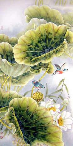 Lou Dahua Chinese Artist