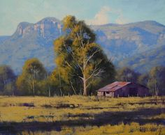 my favorite aussie artist graham gercken. He captures the essence of Australia. Landscape Pictures, Landscape Art, Landscape Paintings, Australian Painting, Australian Artists, Essence Of Australia, Paintings I Love, Oil Paintings, Impressionist Artists