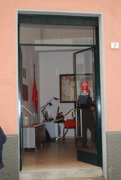 Inaugurazione della nuova sede del Partito Socialista Italiano Federazione di Alessandria il 26 Ottobre 2013.