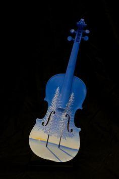 I love violin