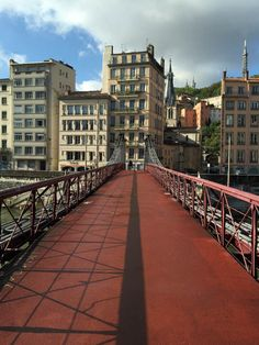 Enjoy Southern France on a Viking River Cruise or Viking Tour.  See French flowers, Lyon street scenes, and this Lyon bridge.
