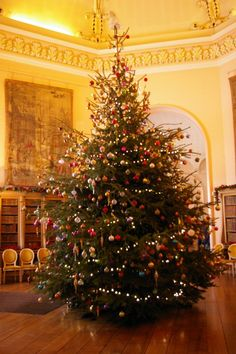 Castle Howard. Christmas