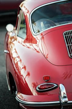 1963 Porsche 356B Coupe, Porsche photographs, Porsche prints, Porsche images, Porsche pictures