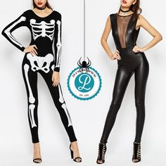 Fabulous tall Halloween costumes for tall girls and a spooky sexy night out!